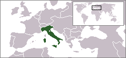 LocationItaly 1914