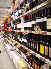 Red Wine Aisle